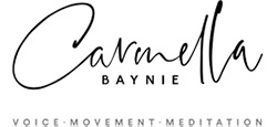 Carmella Voice Logo