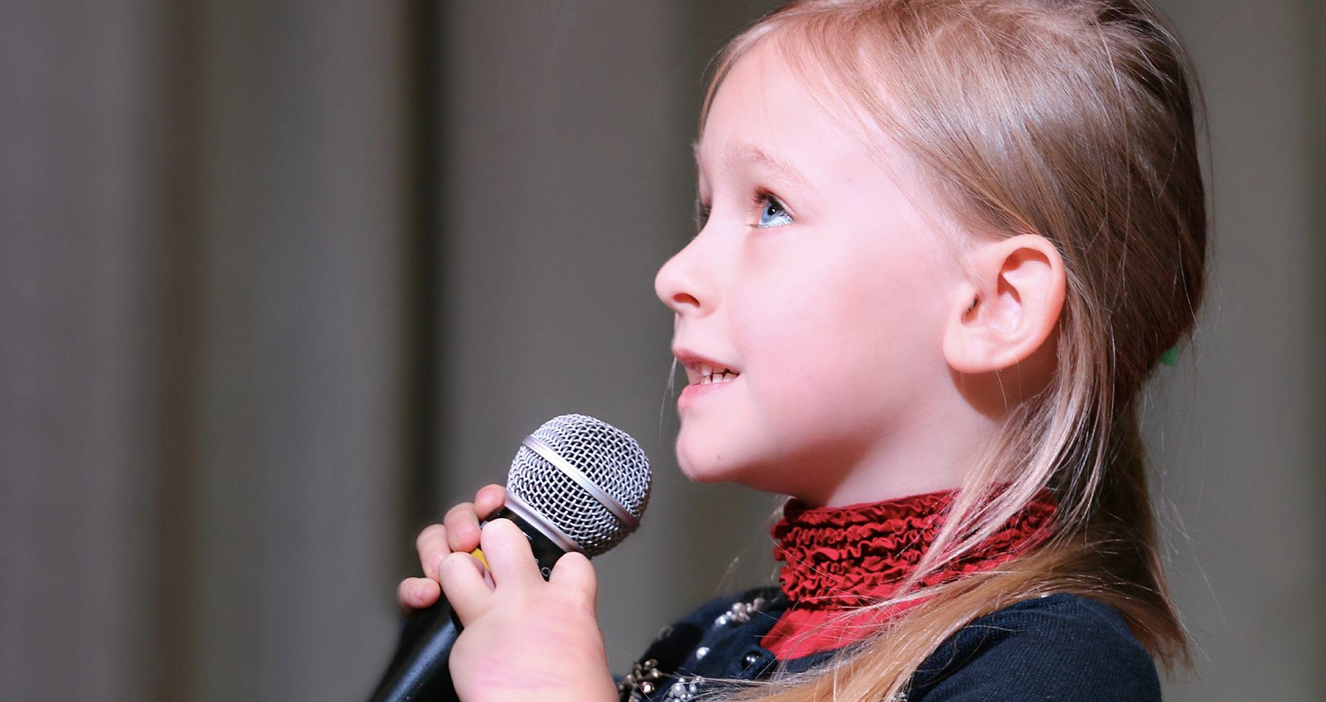 Kids Singing Classes